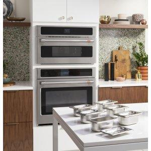 Optional 6-piece pan/lid set