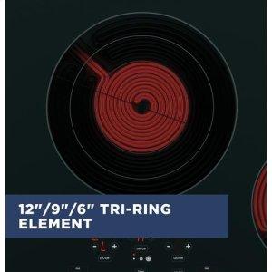 Power Boil Tri-Ring Element