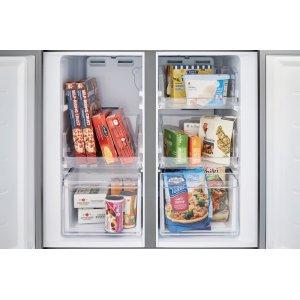 Adjustable Freezer Storage