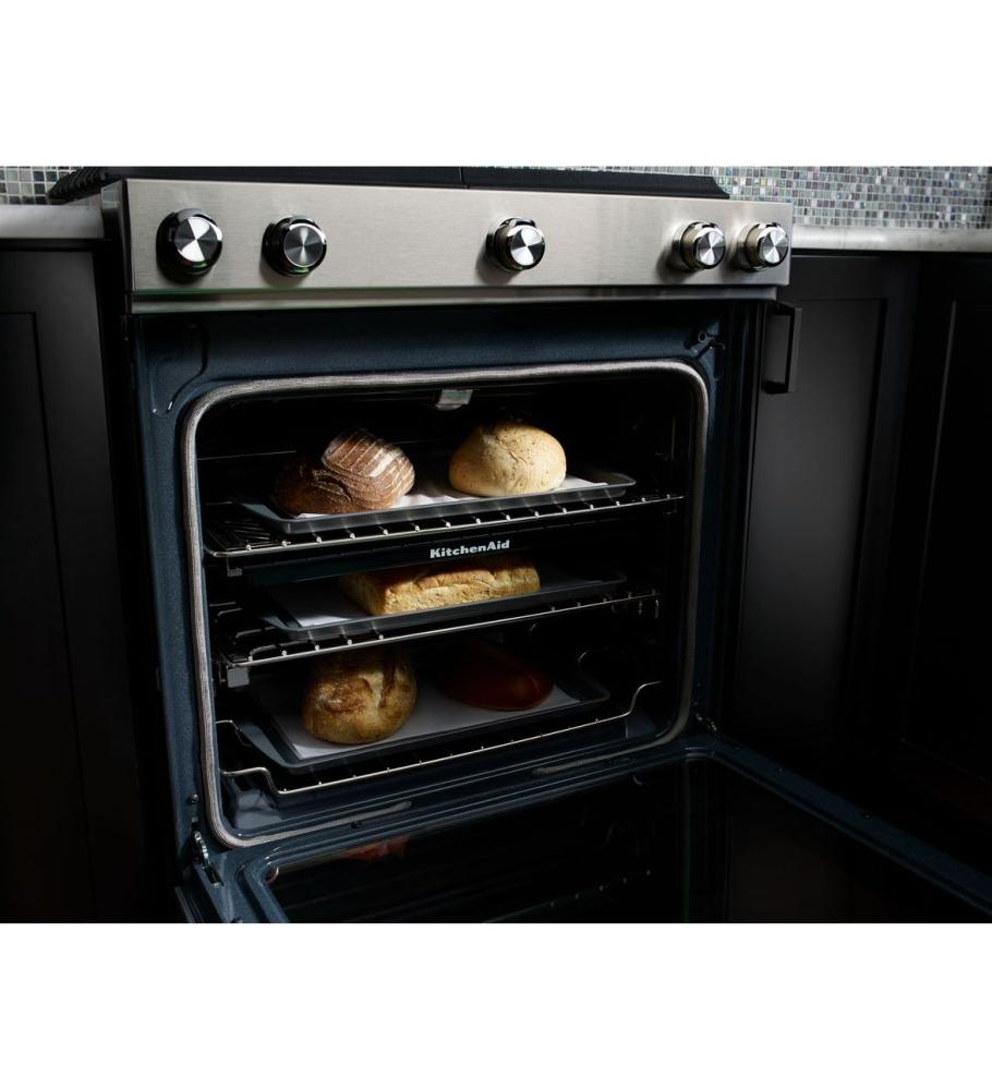 kitchenaid gas range shop kitchenaid ranges in boston gas ksgb900ess 13162