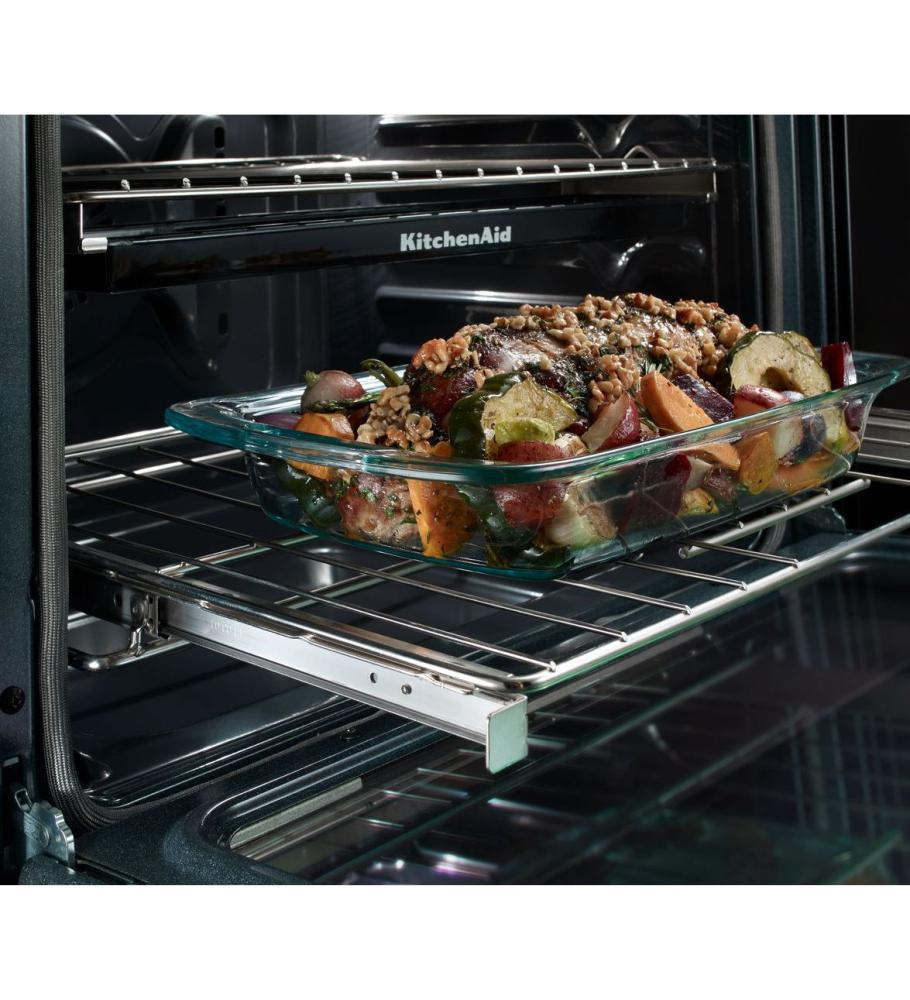 KitchenAid KFES530ESS Freestanding Ranges Stainless Steel