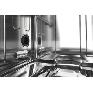 Durable Stainless Steel Interior