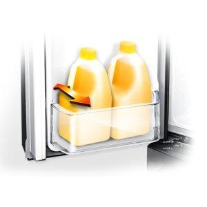 Store gallons of milk in your door