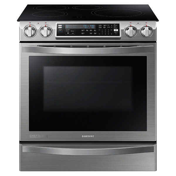 Samsung Ne58h9970ws Slide In Induction Range