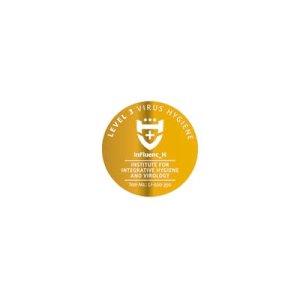 Gold standard for virus hygiene