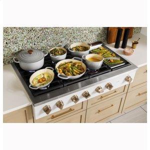 Versatile Cooktop