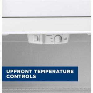 Upfront temperature controls