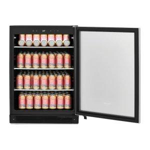165 Twelve-Ounce Can Storage Capacity