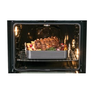 Industry Leading Oven Capacity 5.7 cu.-ft.