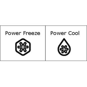 Power Freeze and Power Cool