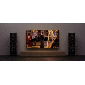 TV centre speaker mode: The centrepiece of breathtaking sound