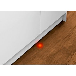 InfoLight(R) -a light that tells you when your dishwasher is running