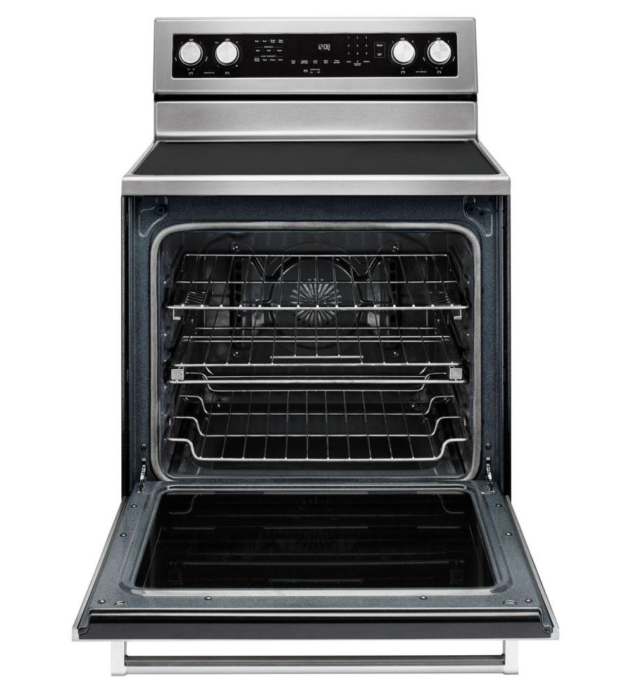 KitchenAid KFEG500ESS Electric Freestanding Range Stainless Steel