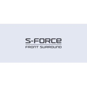 Cinematic S-Force Front Surround