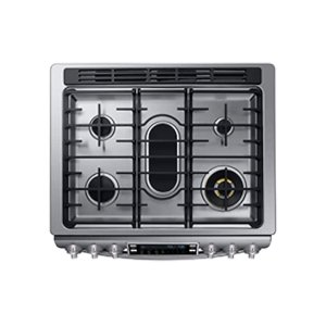 Powerful & Flexible Cooktop