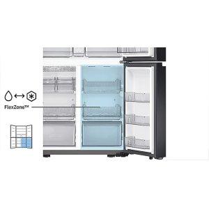 Fridge to freezer flexibility