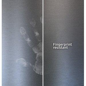 Fingerprint Resistant Finish