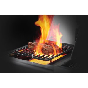 Infrared SIZZLE ZONE Side Burner
