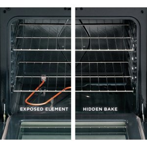 Hidden Bake Element