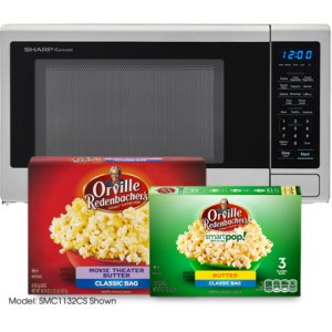 What Happens When the World Leader in Gourmet Popcorn Meets the World Leader in Microwave Ovens?