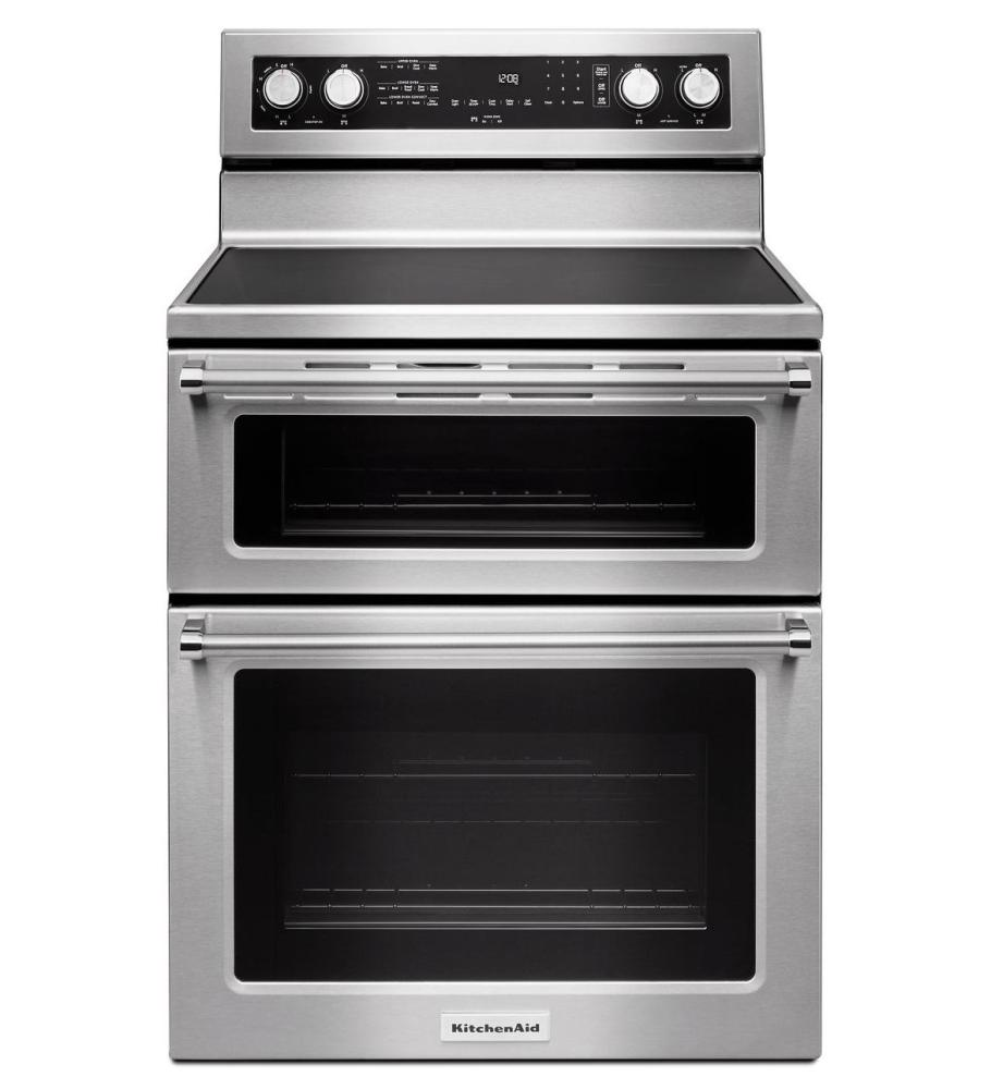 buy kitchenaid ranges in ma electric kfed500ess. Black Bedroom Furniture Sets. Home Design Ideas
