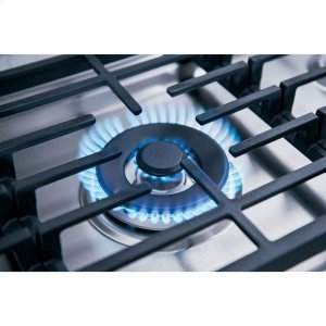 Versatile burner complements every cooking style