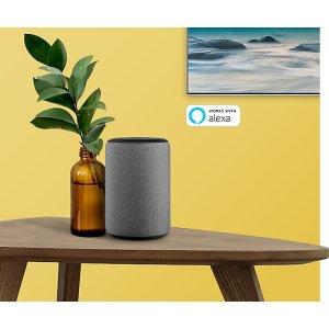 Works with Amazon Alexa