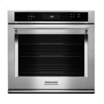 """KitchenAid(R) 30"""" Single Wall Oven with Even-Heat True Convection - Stainless Steel"""