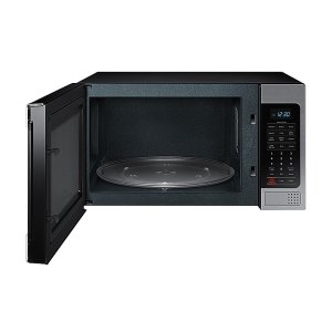 1.1 cu. ft. Oven Capacity with Built-in Turntable