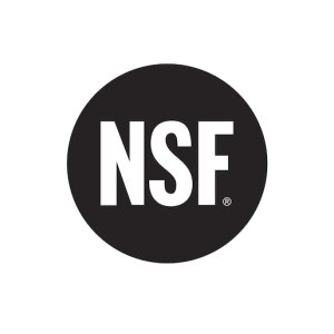 NSF 42, 53 & 401 Certified to Filter Out Contaminants*