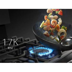 Powerful, Flexible Cooktop