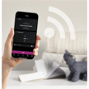 Built-In WiFi, Powered by SmartHQ App