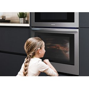 Large Oven Window