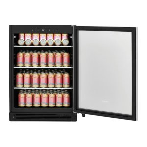 165 Twelve-Ounce Can Storage Capacity