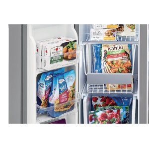Store-More(TM) Freezer Capacity