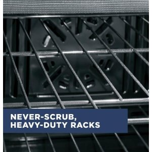 Never scrub, heavy-duty racks