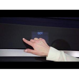 Hidden Backlit LCD Control