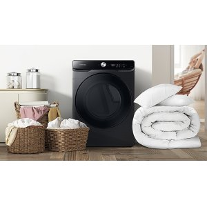 A cleaner, protected dryer
