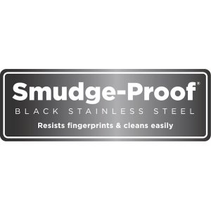 Smudge-Proof(R) Black Stainless Steel
