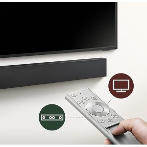 A world of sound with one remote