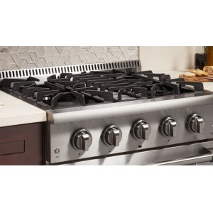Continuous Cast-Iron Cooking Grates