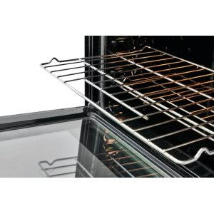 Easily access dishes with our glide rack