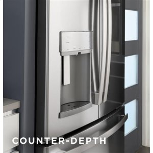 Counter-depth design