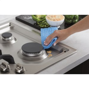 Deep Recessed Cooktop