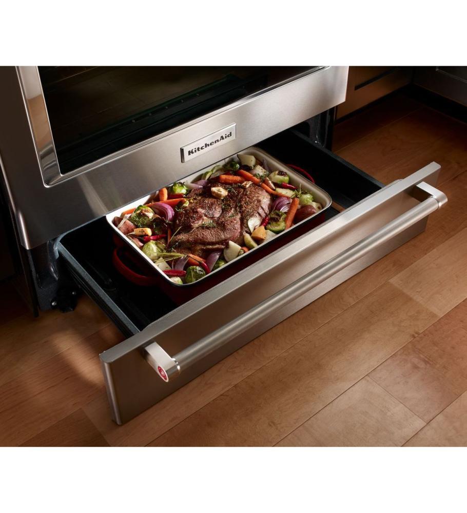 Shop kitchenaid ranges in boston gas ksgb900ess for Wireless perfect bake pro