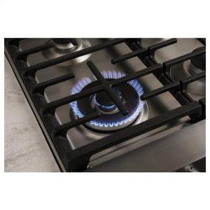 21,000 BTU Tri-ring burner