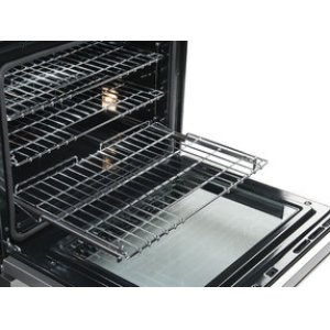Three Heavy-Duty Wire Oven Racks
