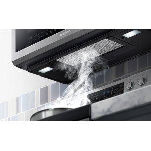 4 - Speed / 400 CFM Ventilation System