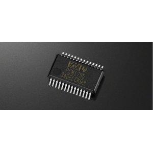 D/A converter (PCM1795)