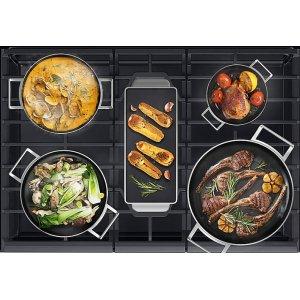 Powerful, Flexible Cooktop